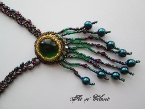 apache inspiration necklace