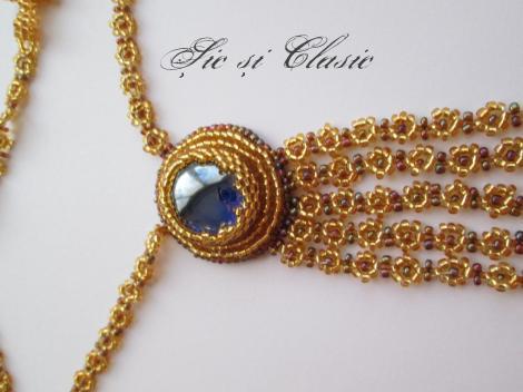 Colier auriu 2