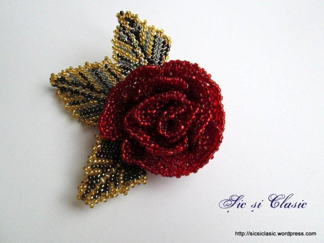 chic and classic rose