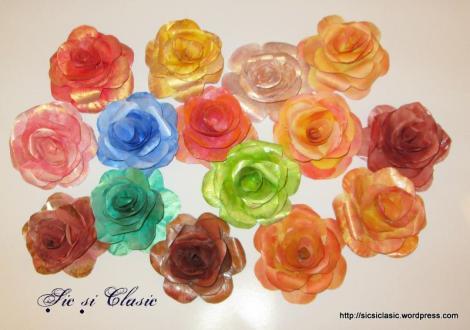 wattercolor  roses
