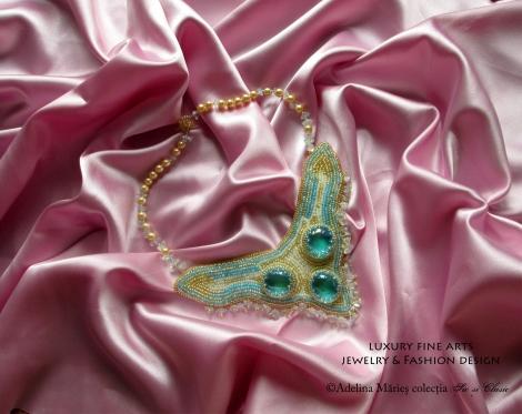 Aquamarin jewelry luxury