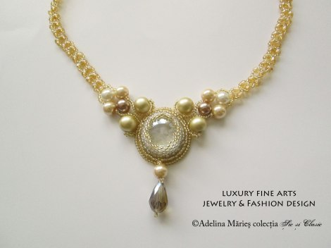 luxury jewelry by Adelina Maries