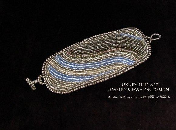 biuterii de argint bratara colectia Sic si Clasic Baia Mare fabricat in Maramures