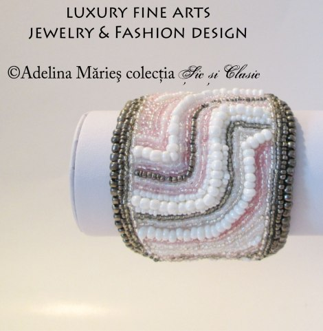argint roz bijuterii