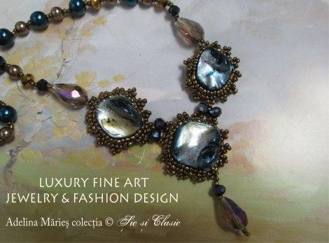 coier artizanat de lux Adelina Maries