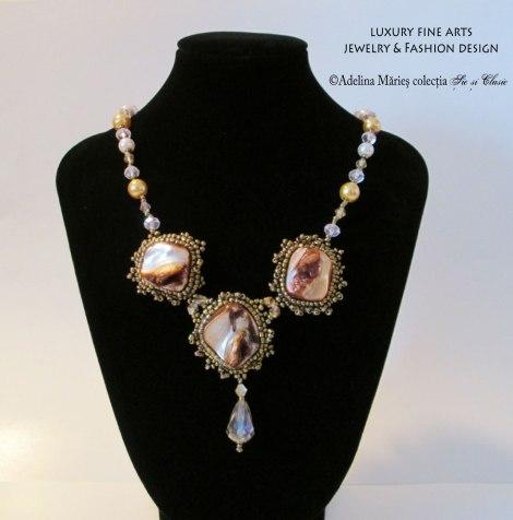 atelier bijuterii colier sic si clasic