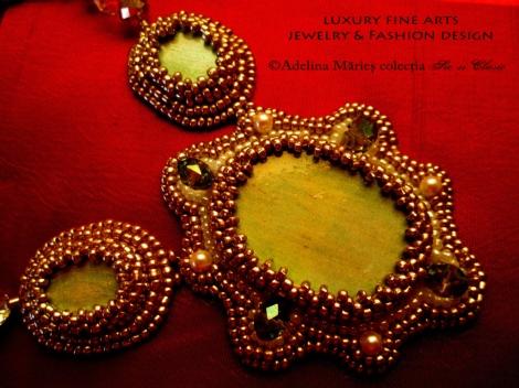 gold jewelry Adelina Maries
