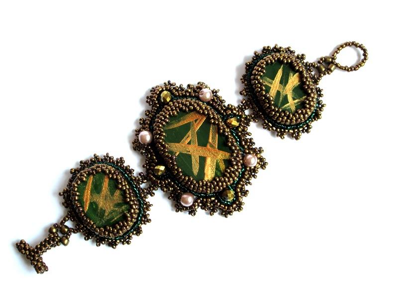 copper bracelet Adelina Maries