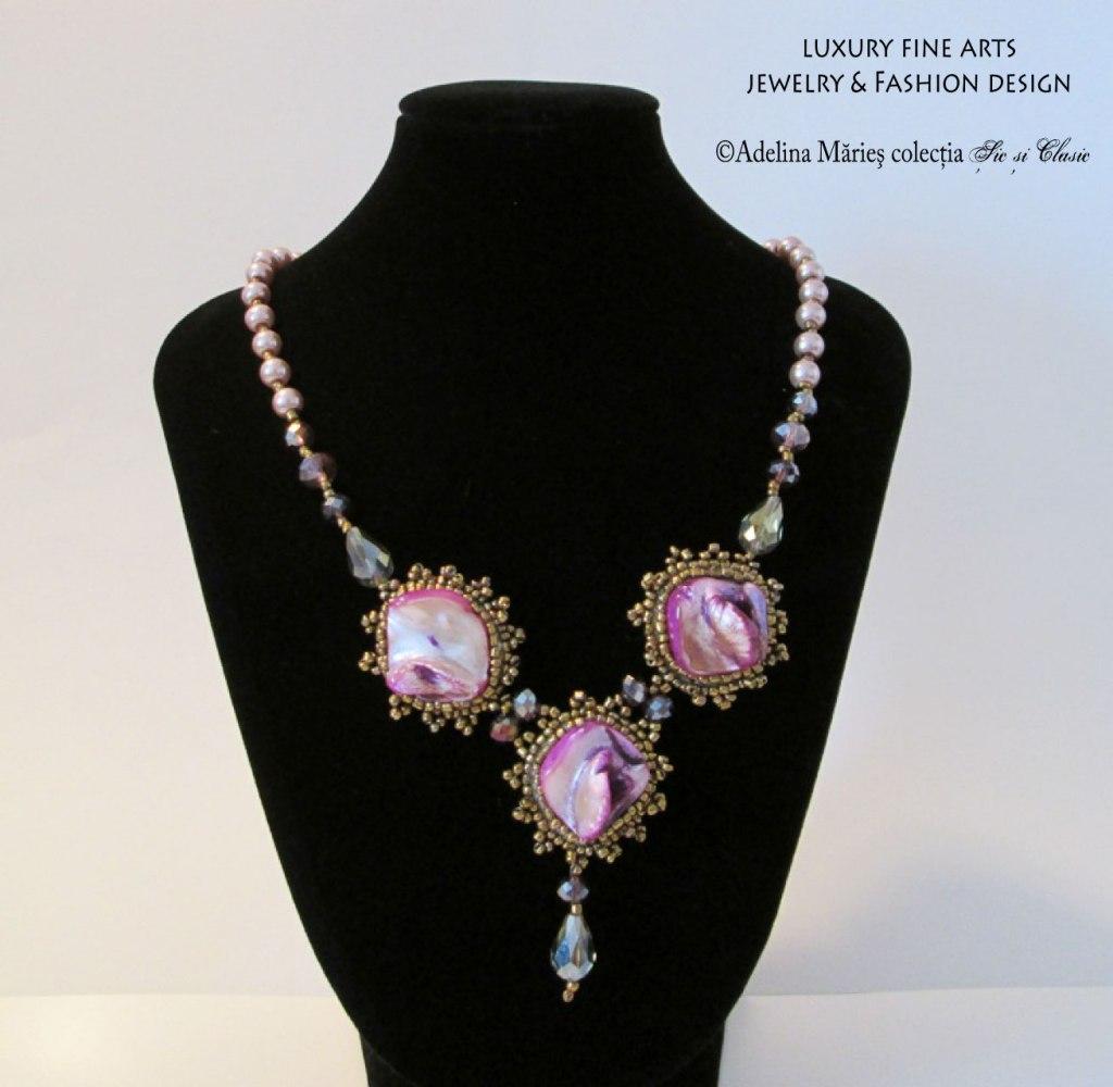 purple-shell-necklace-design